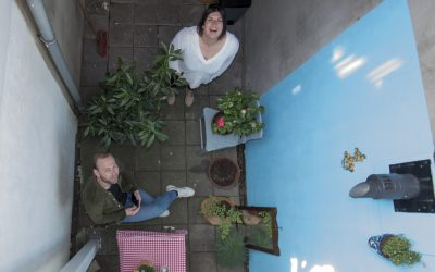 Struinen door de Tuin van Maite en Niels