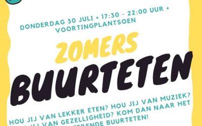 Gratis Zomers Buurteten!