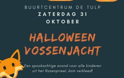 Doe mee met de Halloween Vossenjacht!