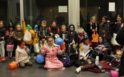Terugblik Halloween Vossenjacht